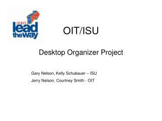 OIT/ISU