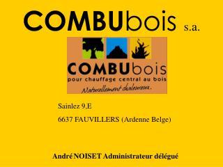 COMBU bois s.a.