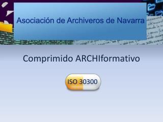 Comprimido  ARCHIformativo
