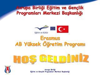 Erasmus AB Yüksek Öğretim Programı