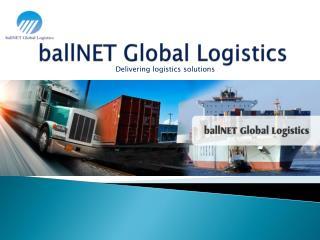 ballNET  Global Logistics