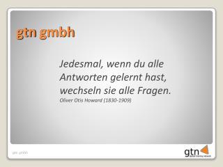 gtn gmbh