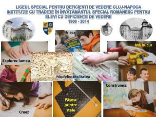 Liceul Special pentru Deficienţi de Vedere Cluj-Napoca