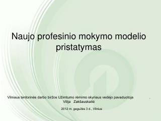 201 2  m.  gegužės 3 d., Vilnius