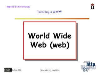 Tecnología WWW