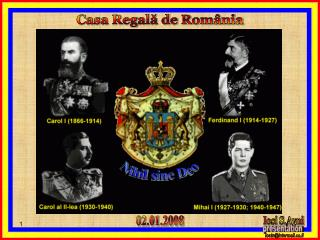 Casa Regal? de Rom�nia