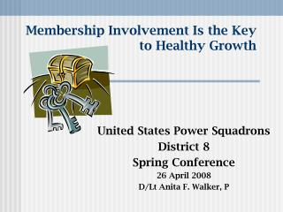 Membership Involvement Is the Key to Healthy Growth