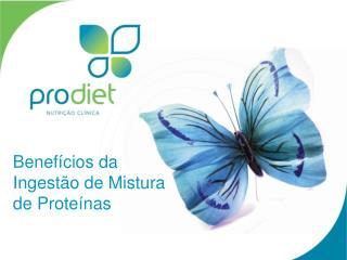 Benefícios da Ingestão de Mistura de Proteínas