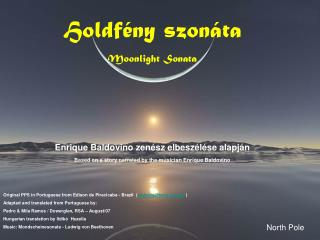 Holdfény szonáta Moonlight Sonata