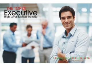THE TOP EXECUTIVE es un sistema de entrenamiento