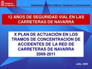 Julio, 2009