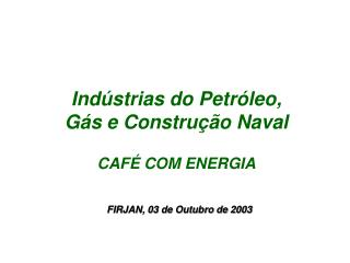 CAFÉ COM ENERGIA