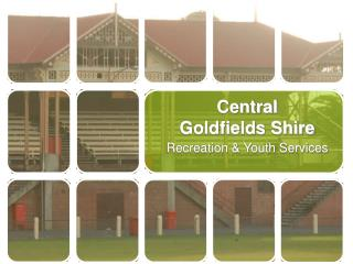 Central  Goldfields Shire