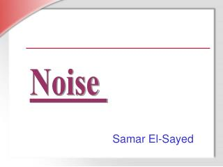 Samar El-Sayed