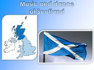 Music and dance  of Scotland