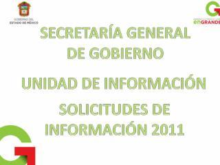 SECRETARÍA GENERAL DE GOBIERNO