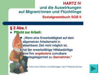 Sozialgesetzbuch SGB II