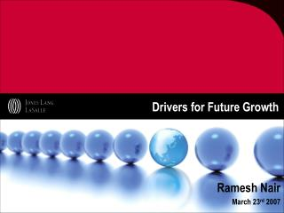 Drivers for Future Growth