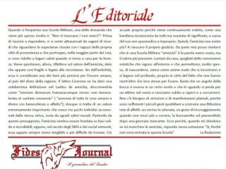SCUOLA MILITARE AERONAUTICA �GIULIO DOUHET�