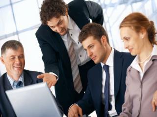 Zadovoljni zaposleni, uspešno podjetje?