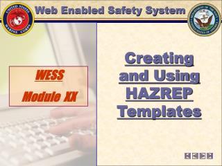 WESS  Module  XX