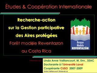 Études & Coopération Internationale