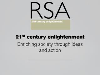 Old 21 st  century enlightenment