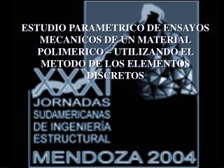 Luis Kosteski  1 Ricardo Barrios D'Ambra  2 Ignacio Iturrioz  3 Laura A. Fasce  4