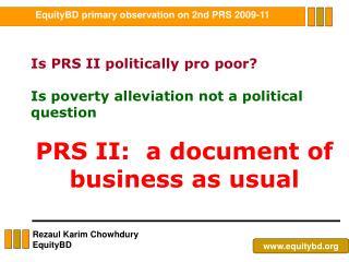 Rezaul Karim Chowhdury  EquityBD