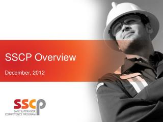 SSCP Overview