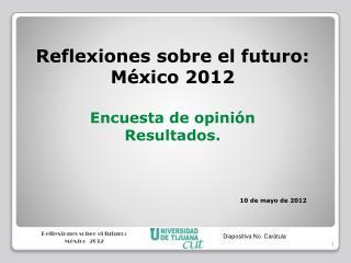 Diapositiva No. Carátula