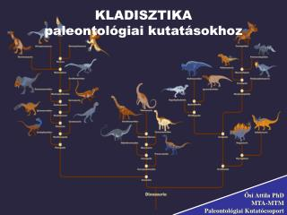 Ősi Attila PhD MTA-MTM Paleontológiai Kutatócsoport