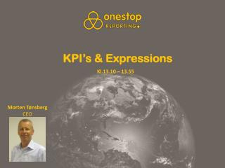 KPI's  & Expressions