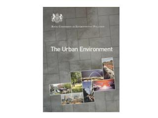 The Urban Environment Impacts on Health and Wellbeing