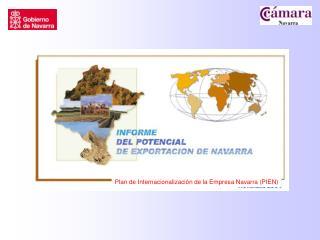 Plan de Internacionalización de la Empresa Navarra (PIEN)
