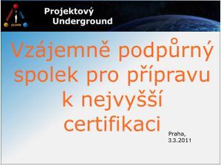 Praha, 3.3 .201 1