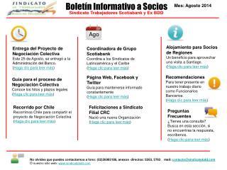 Alojamiento para Socios de Regiones Un beneficio para aprovechar una visita a Santiago.
