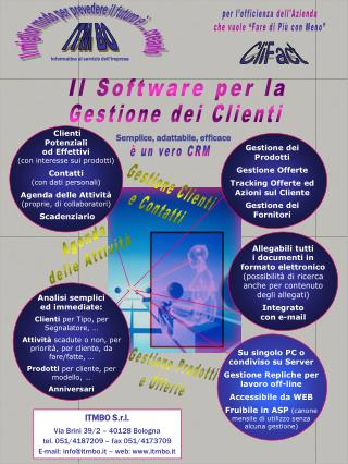 Il Software per la