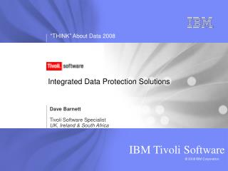Integrated Data Protection Solutions