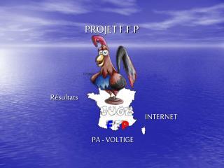 PROJET F.F.P