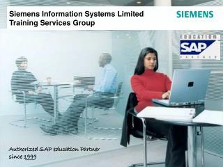 Siemens Information Systems Limited Training Services Group