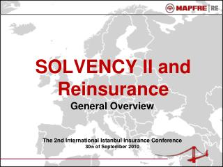 SOLVENCY II and Reinsurance