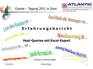 ATLANTIC GmbH 53229 Bonn Gartenstraße 7 - 17  Atlantic-Bonn.de