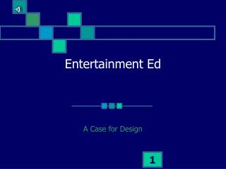 Entertainment Ed