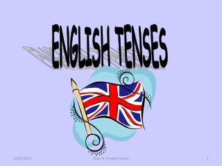 ENGLISH TENSES