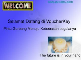 Selamat Datang di VoucherKey