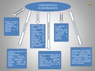 COMPONENTES DE ACOMPAÑAMIENTO