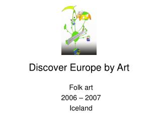 Discover Europe by Art