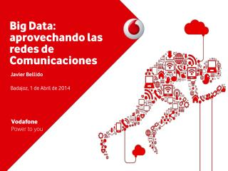 Big Data:  aprovechando las redes de Comunicaciones
