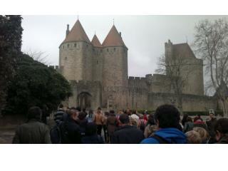 Le voyage a Carcassonne